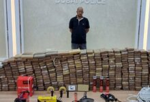 Video: Dubai Police foil expose to smuggle Dh500 million worth of cocaine